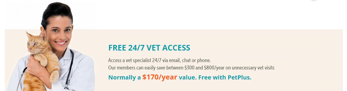vet member ship