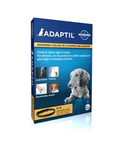 Adaptil dog calming collar