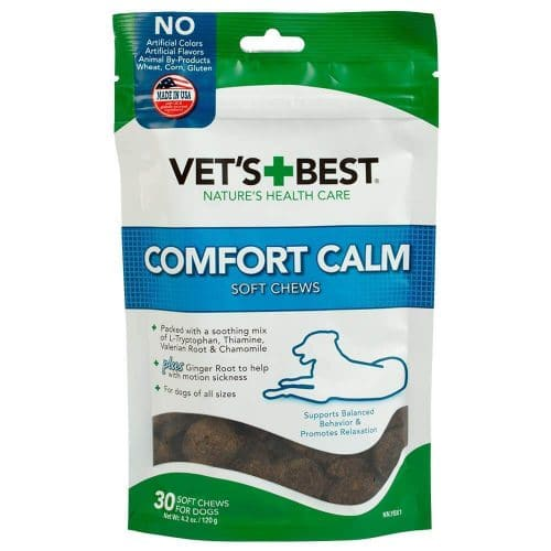 dog calming chew treats