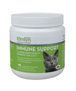 Lysine Powder for cats supports Immune system