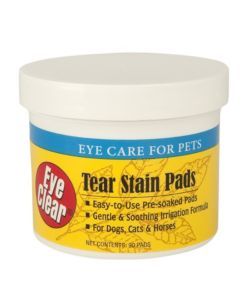 eye pad wash for cats and dogs
