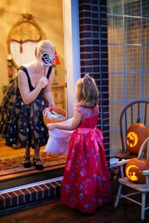 trick and treat on email