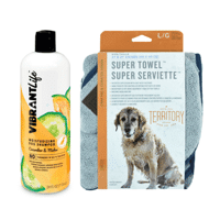 moisturizing dog shampoo