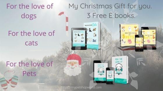 Free Christmas gift for petlovers